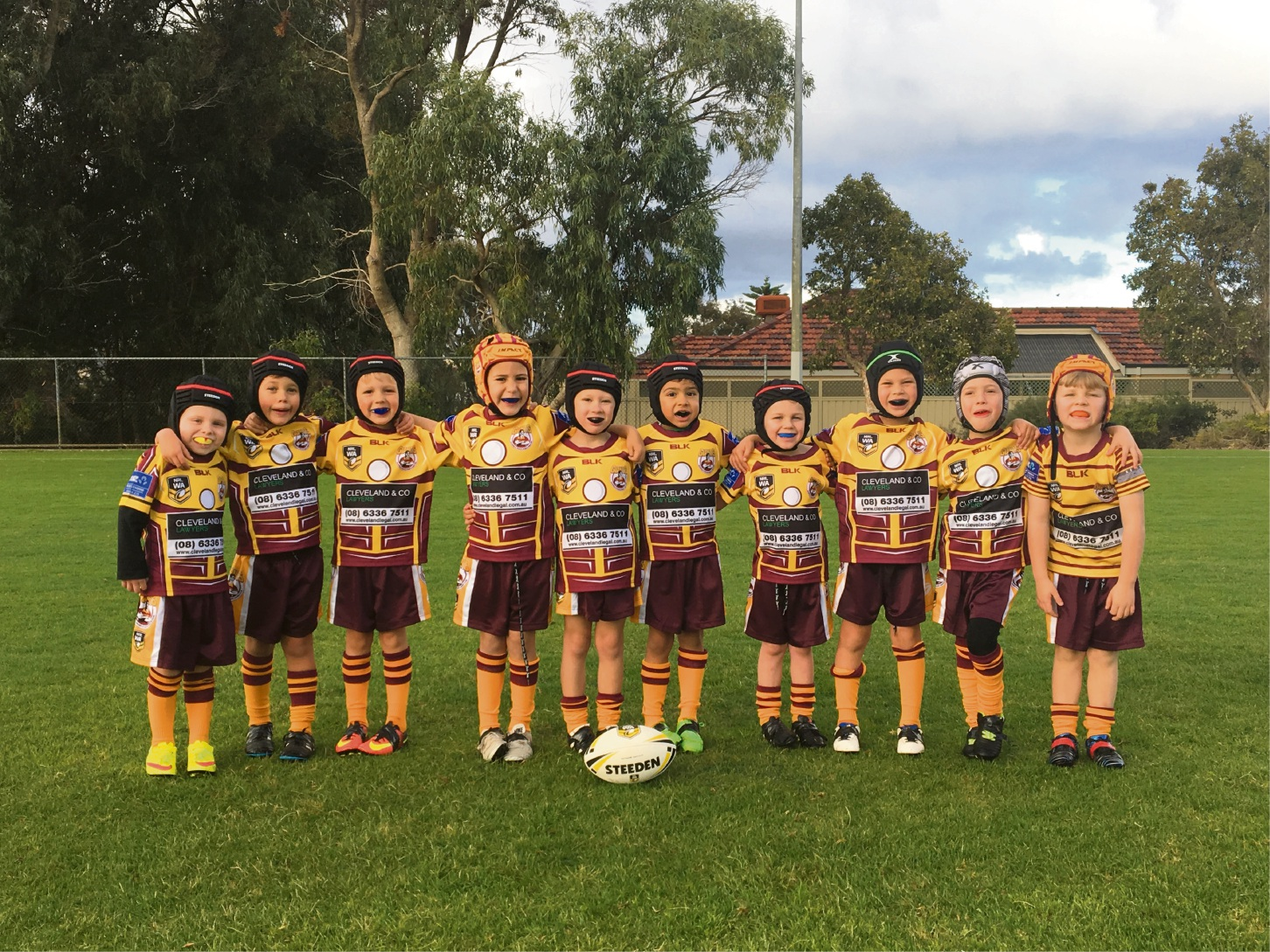 The Joondalup Giants juniors will have some added attractions at their home game on Sunday.