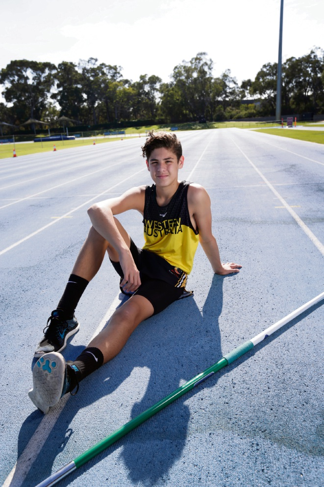 Daglish teen doesn't let vision impairment dash 2020 Paralympic dream