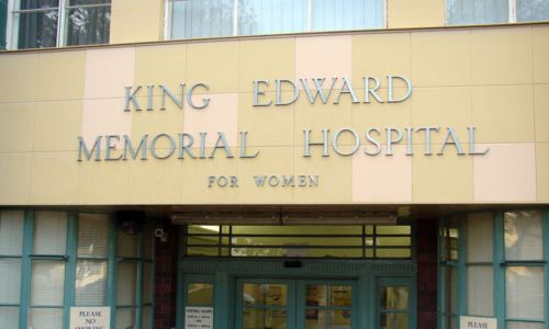 King Edward Memorial Hospital in Subiaco.