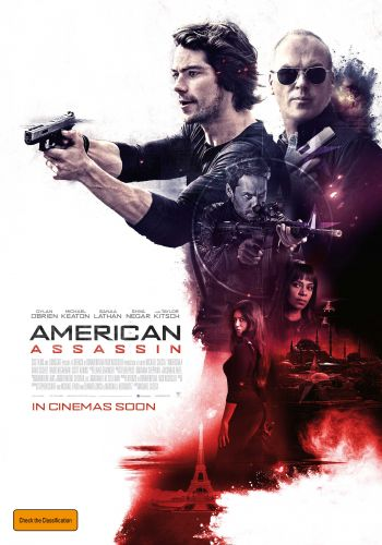 Win tickets to American Assassin