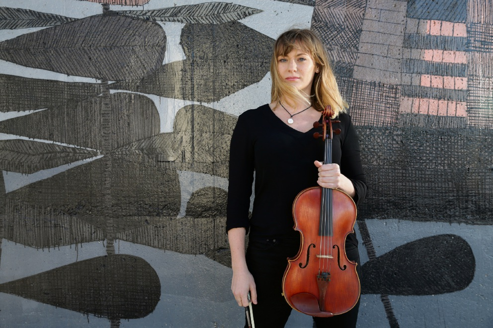 North Freo violist McKay adds another string to her bow