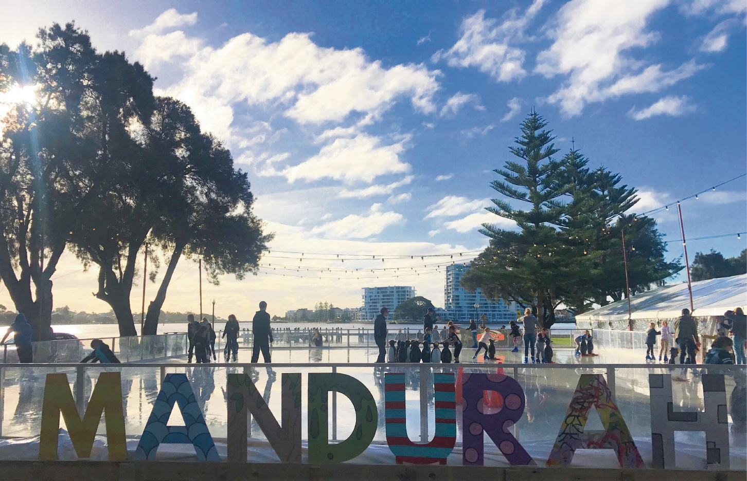 Mandurah's Winter Wonderland only open for a few more weeks