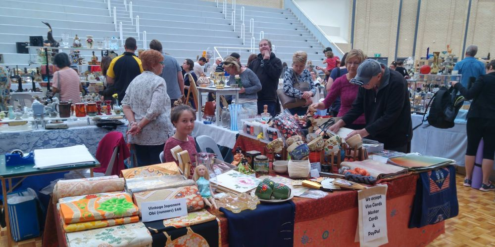 Craigie Antique and Collectors Fair on this weekend