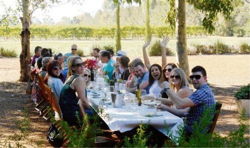 Faber Vineyard in the Swan Valley is celebrating its 20th anniversary.