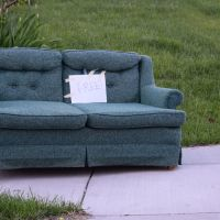 Why doesn't the government collect abandoned but good furniture and send them to places in need?