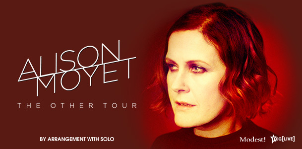 Win tickets to Alison Moyet: The Other Tour