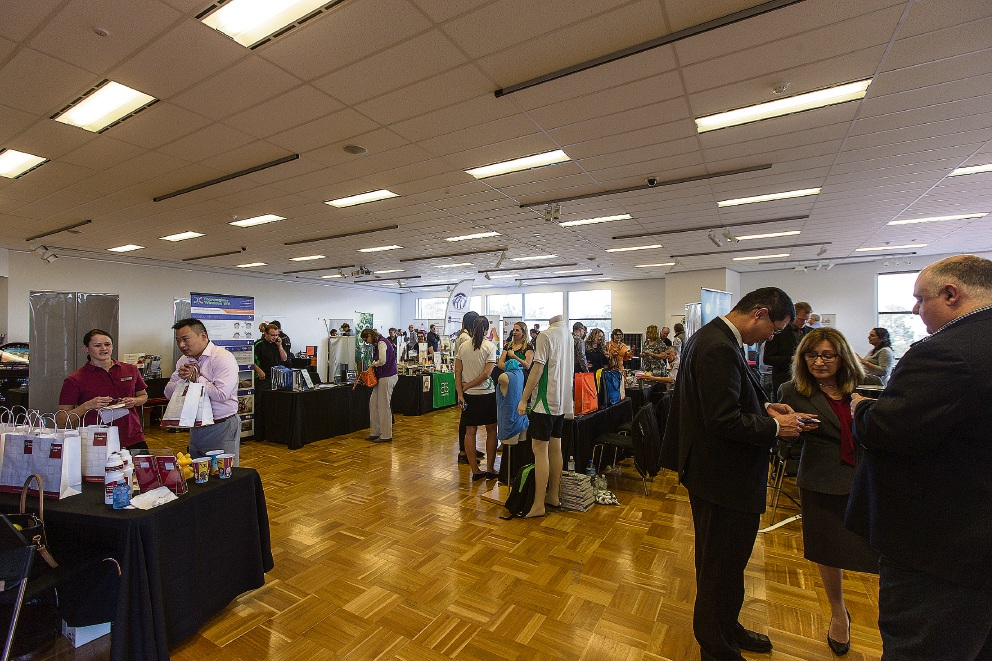 Wanneroo Business Expo. Picture Will Russell d473361