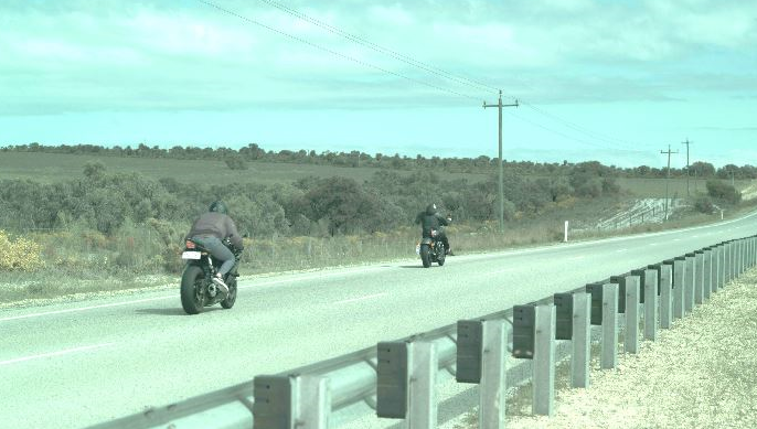 Police charge motorcyclists for reckless driving on Indian Ocean Drive