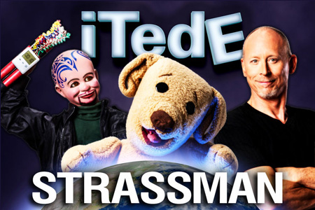 Win tickets to David Strassman – iTedE