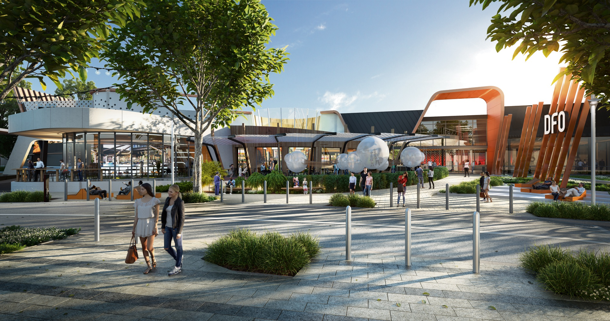 Work begins on WA's first Direct Factory Outlet next to Perth Airport