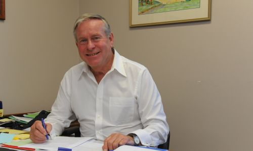 Colin Barnett. Photo: Jon Bassett