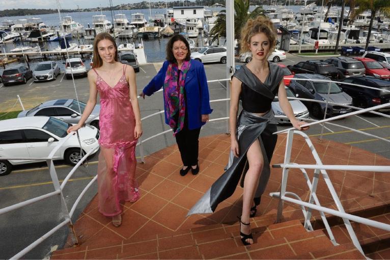 Claremont: Methodist Ladies' College fashion students impress at Liz Davenport Fashion Show