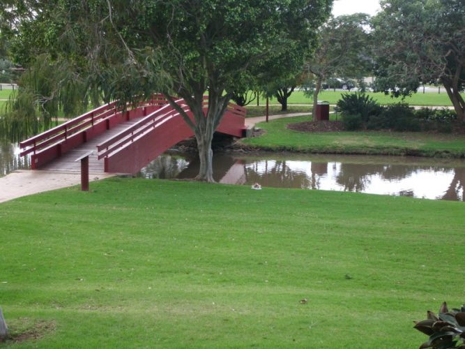 Minnawarra Park in Armadale is a popular location for weddings.