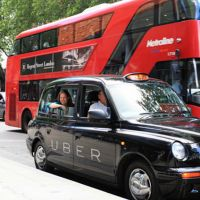 Uber goes hybrid in UK