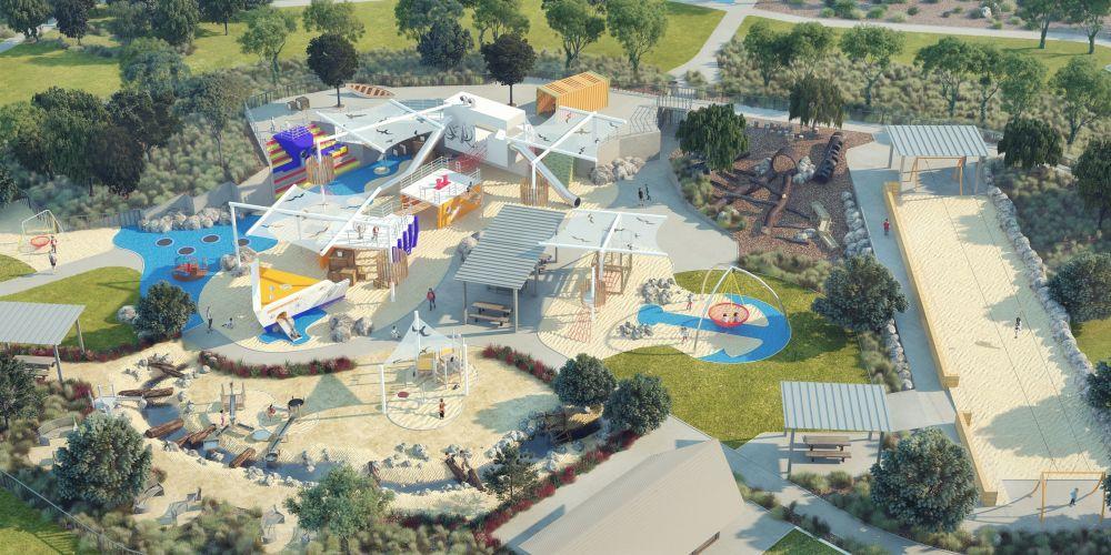 Stunning new adventure playground to open in Hilbert