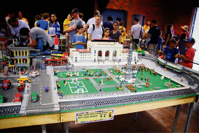 Lego with Bricktober – Perth 2017: a two-day extravaganza of all things Lego