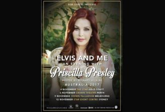 Win tickets to ELVIS AND ME: AN EVENING WITH PRISCILLA PRESLEY
