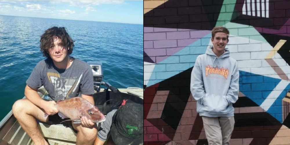Mason Hooten and Callum Mummery lost their lives in a fatal accident on Friday night.