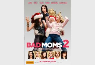Win tickets to Bad Moms 2