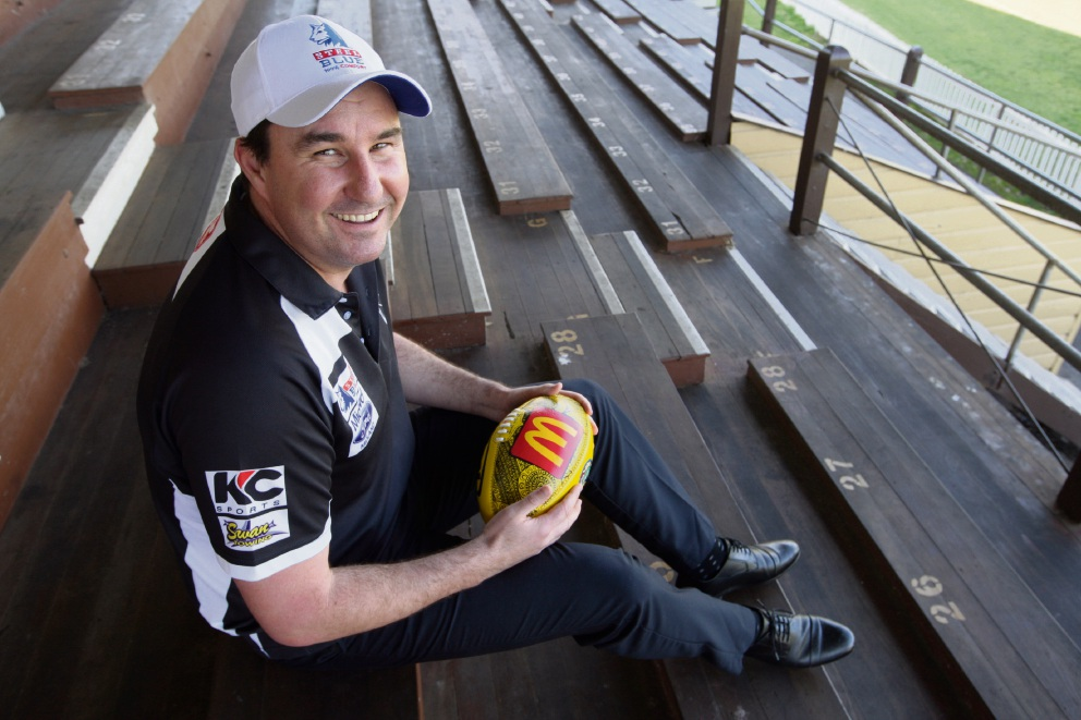New Swan Districts coach says club has bright future