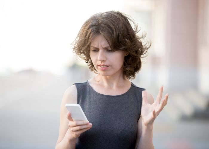 The Telecommunications Industry Ombudsman received 4512 complaints about mobile phone services from West Australians last year. Photo: iStock