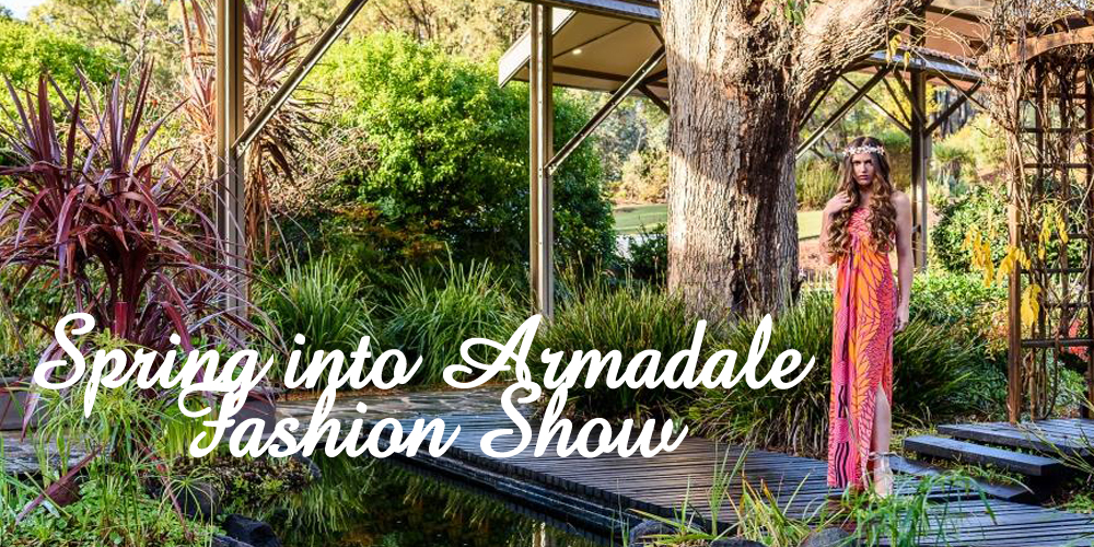 Win tickets to Spring into Armadale Fashion Show