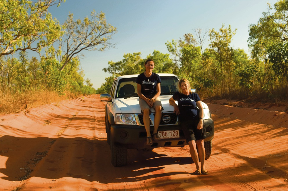 Sally Mayman and Dale Kentwell's journey through the Dampier Peninsula  yielded a rich store of stories and pictures.