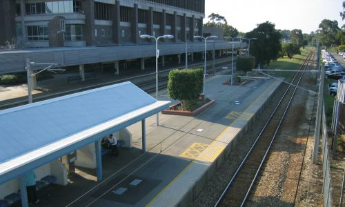 Watch the East Perth station upgrade here