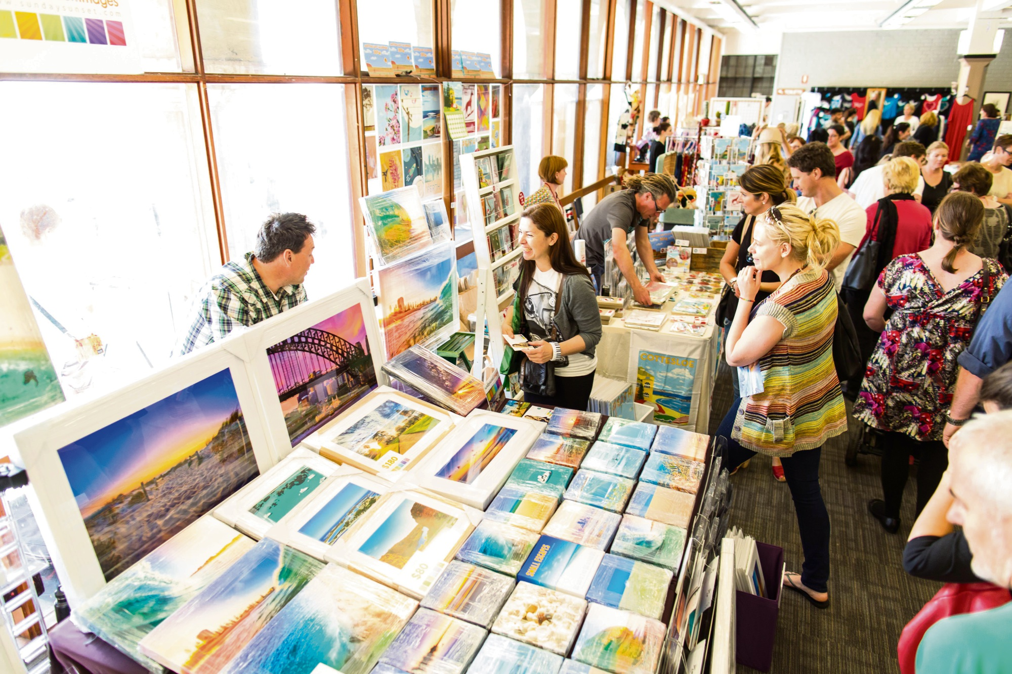 Gourmet food, gifts, clothing: Perth Upmarket truly has it all