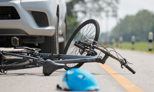 Statistics show that most accidents involving cyclists occur during daylight hours, not at night.
