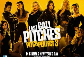 Win tickets to Pitch Perfect 3