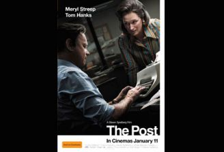 Win tickets to The Post