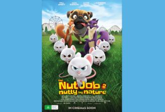 The Nut Job 2 – Nutty by Nature