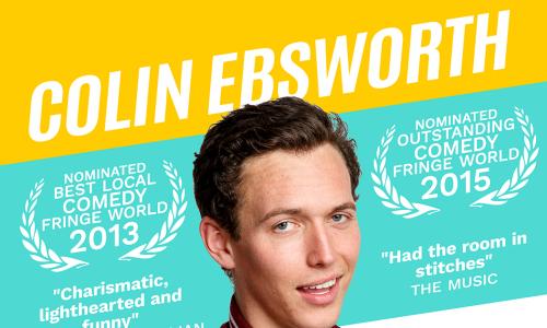Colin Ebsworth – Jokes Magotes