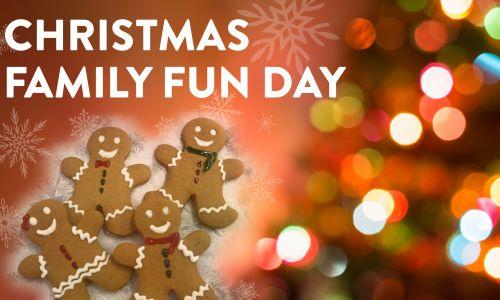 Christmas Family Fun Day