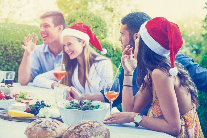 How to cater for everyone's dietary needs when hosting a Xmas feast