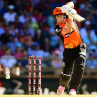 Hilton Cartwright of the Perth Scorchers. Picture: Daniel Carson/Getty Images