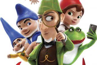 Win tickets to SHERLOCK GNOMES