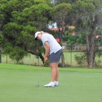 Kirsten Rudgeley will be playing in The Women's Classic.
