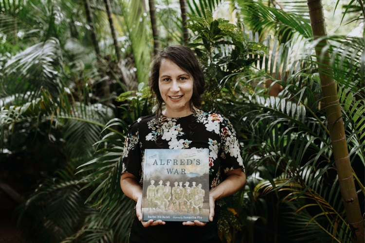 Picture book recognises role of indigenous Diggers in World War I