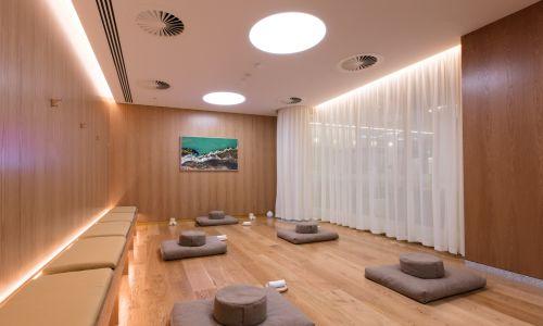 The Bodhi J Wellbeing Studio.