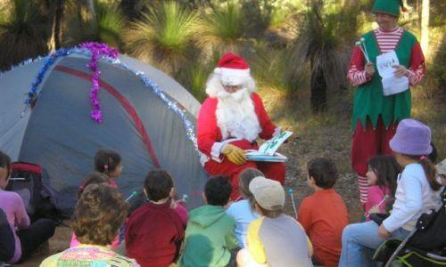 Santa's Bibbulmun Vacation