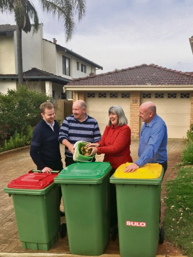 City of Melville: 3-Bin FOGO trial smashing landfill diversion targets