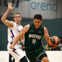 The Wolves face the Lakeside Lightning in the second game of a double header this weekend. Picture: Michael Farnell, sportsimagery.com.au