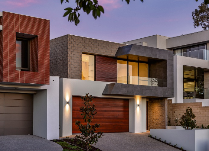 Small-lot luxury homes meet buyer demand in South Perth