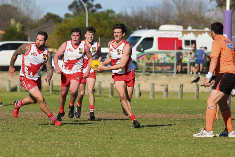 Jandakot Senior Football Club won the league and colts grand finals.