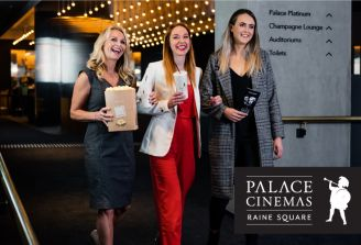 Win Movies for a Year with a Palace Raine Square Cinemas VIP Card
