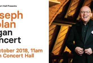 Win Tickets to the Joseph Nolan Organ Concert!