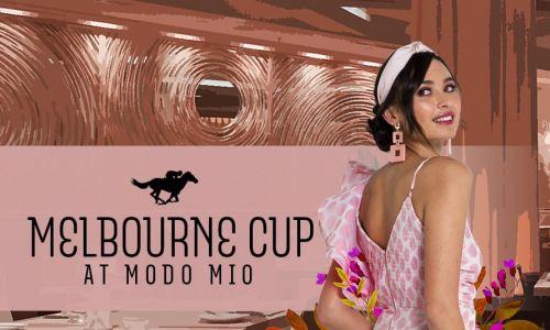 Melbourne Cup at Modo Mio