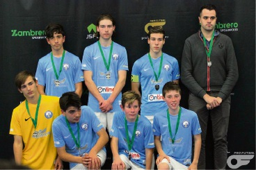 South Perth Futsal Club's 15s came runner up last season after taking out the competition in the winter 2017 season.